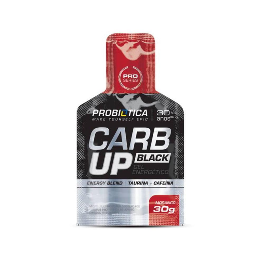 carb up gel black unid. probiotica