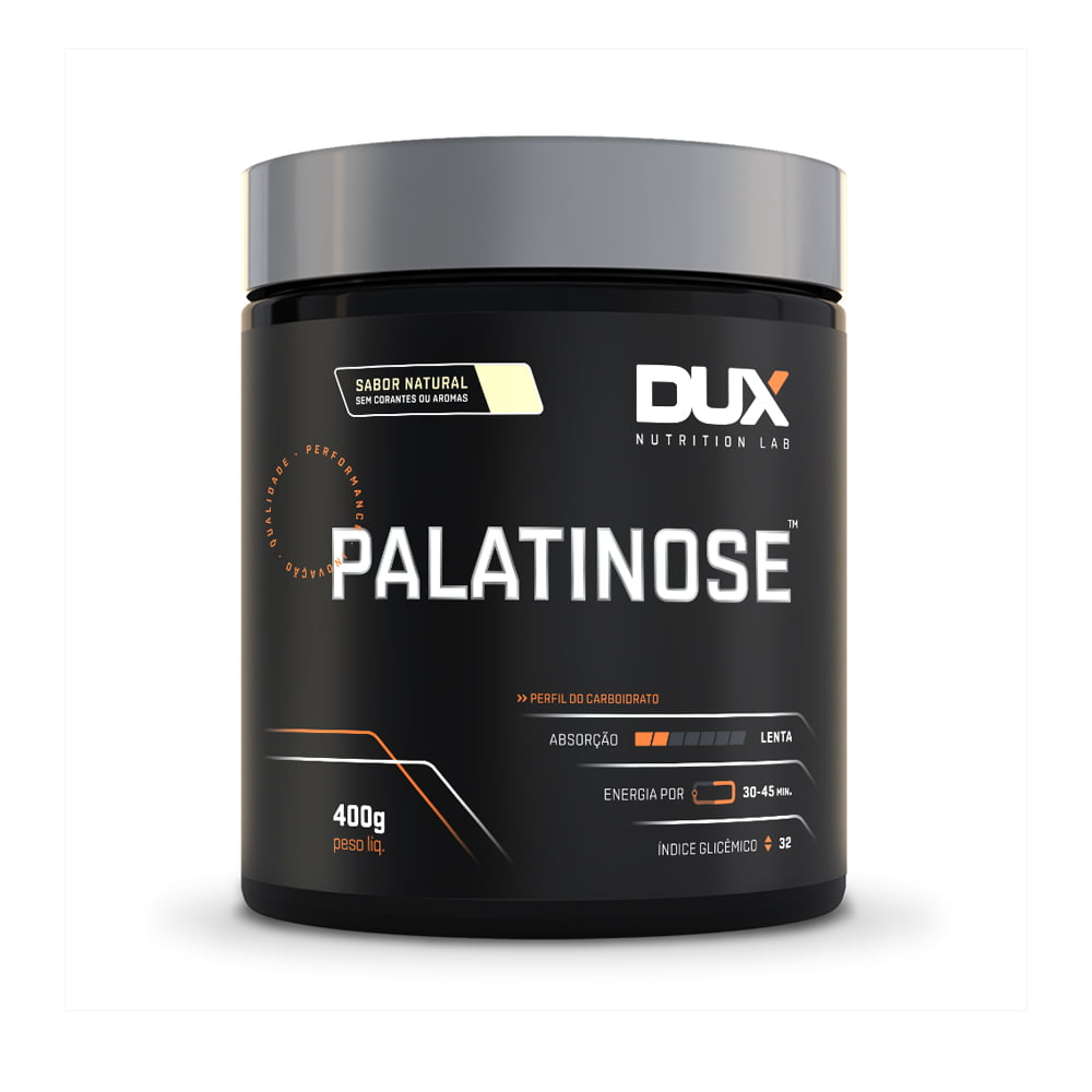 palatinose 400gr dux nutrition