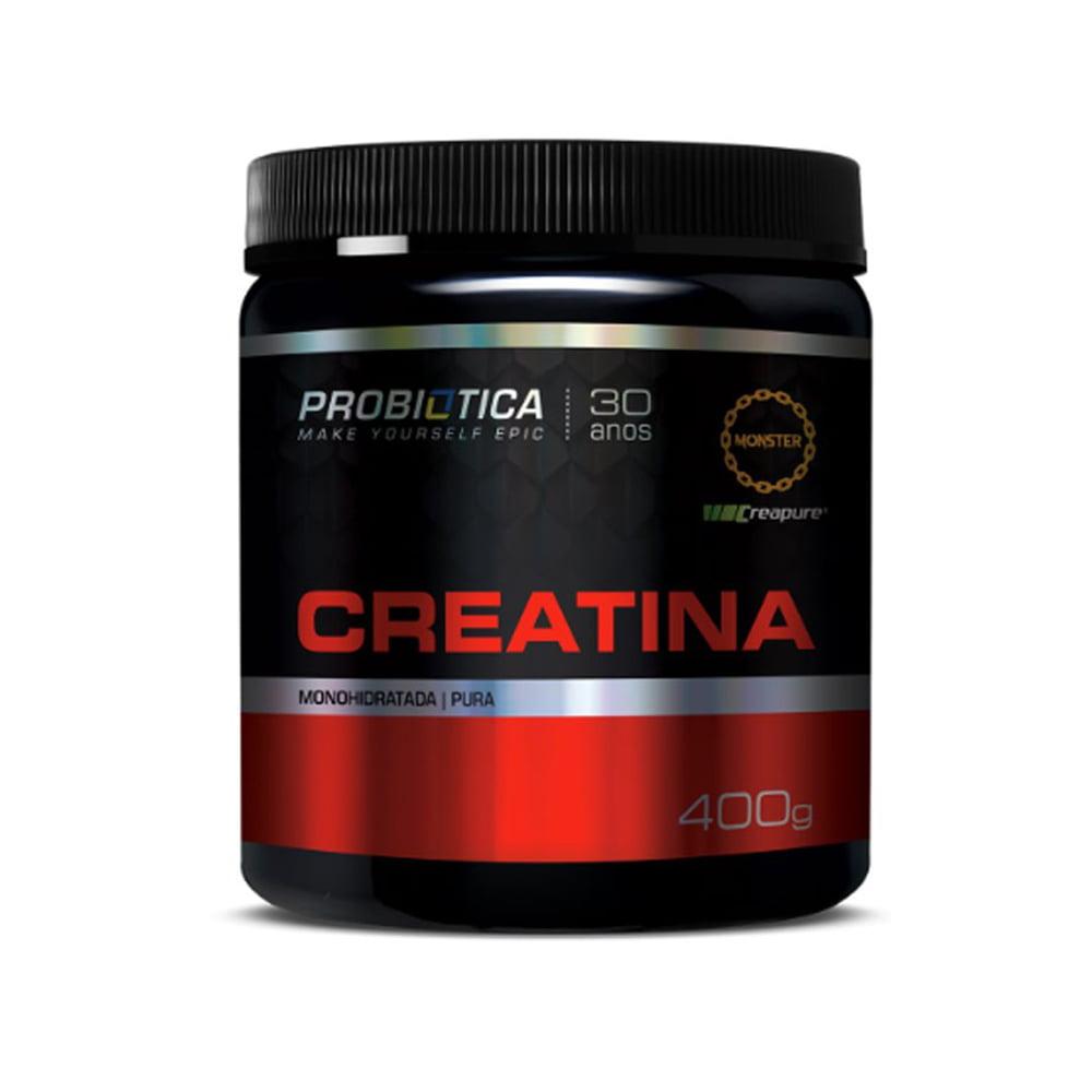 creatina creapure 400gr probiotica