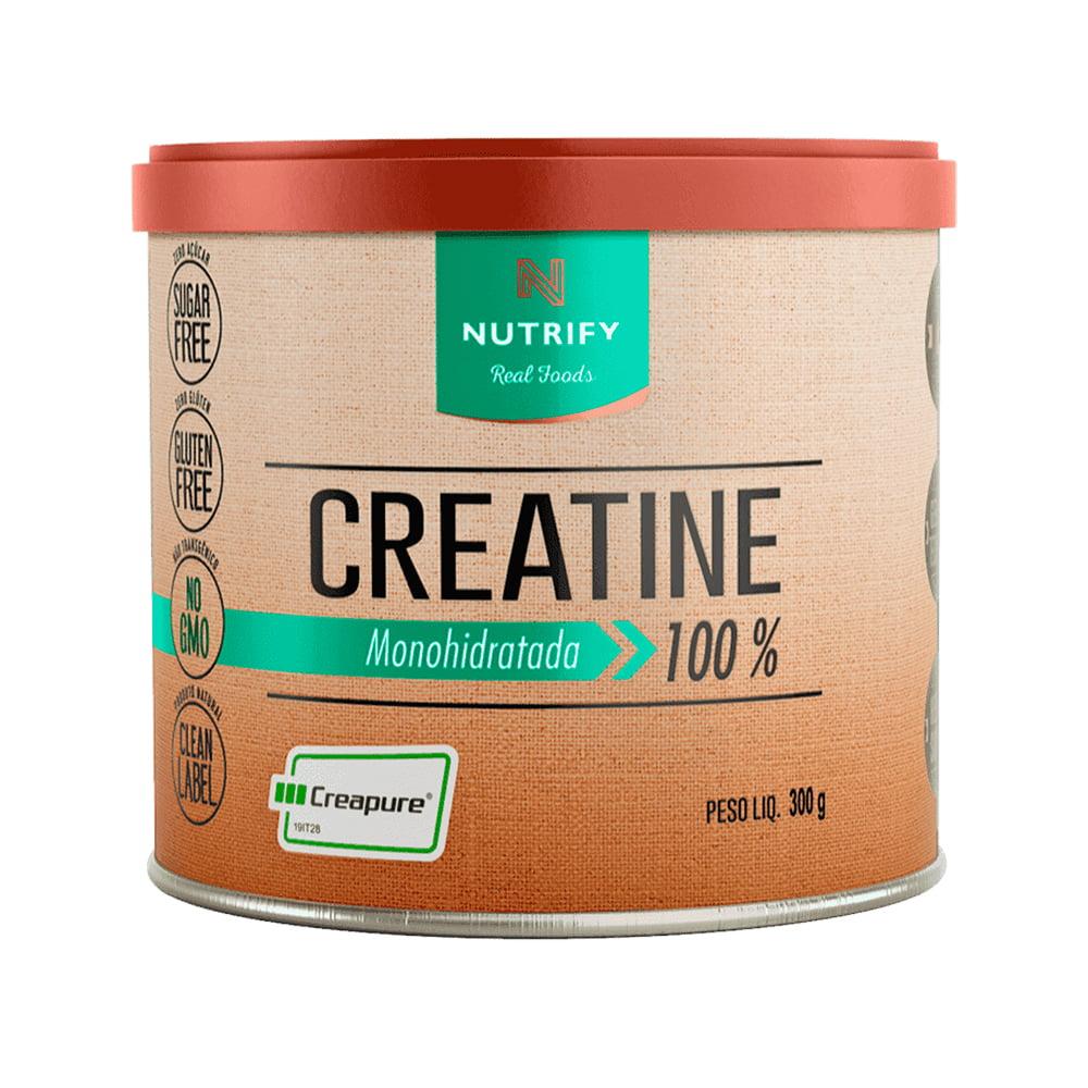 CREATINA VEGAN CREAPURE 300GR NUTRIFY