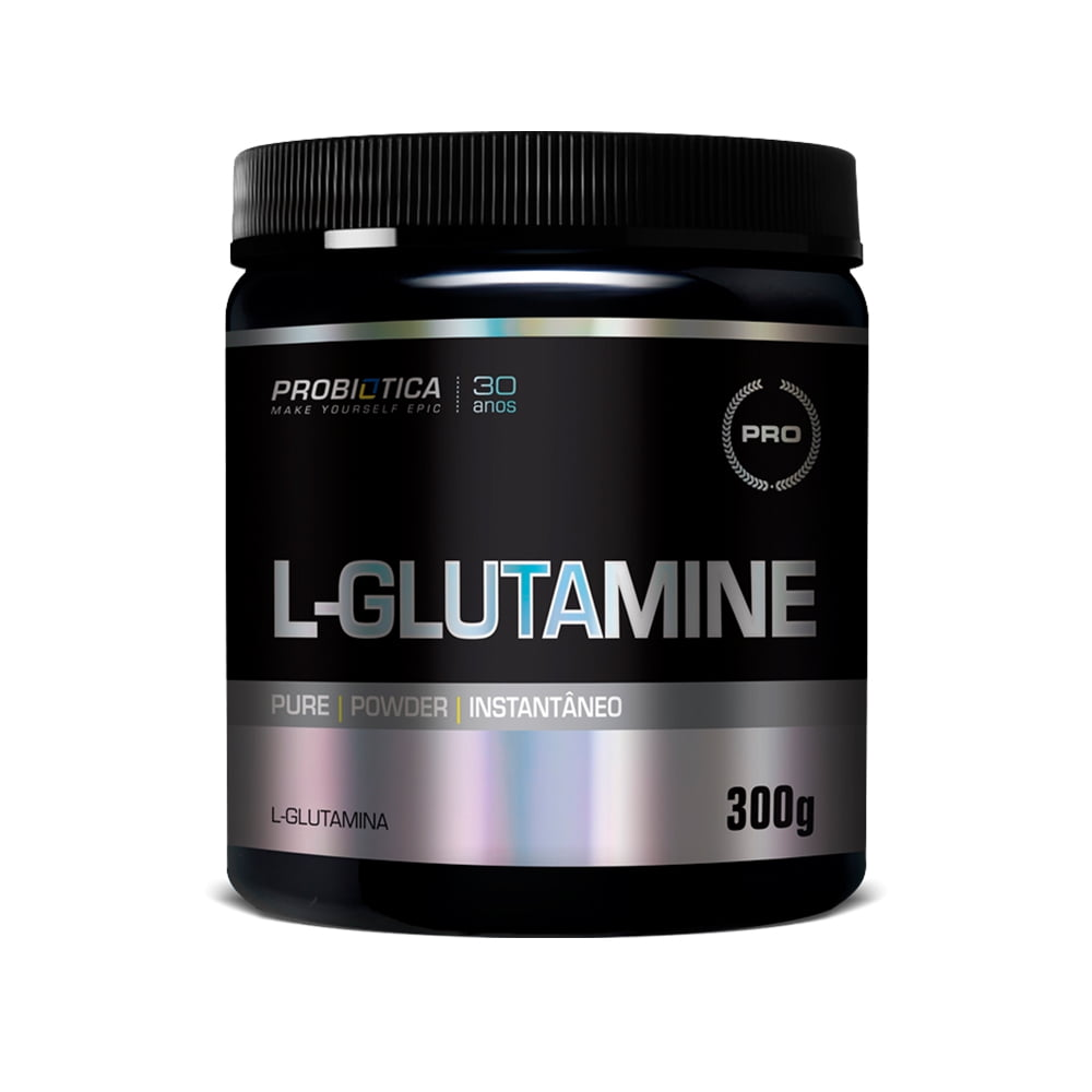 glutamina 300gr probiotica