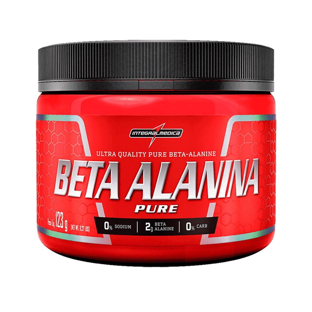 BETA ALANINA PURA 123GR INTEGRALMEDICA