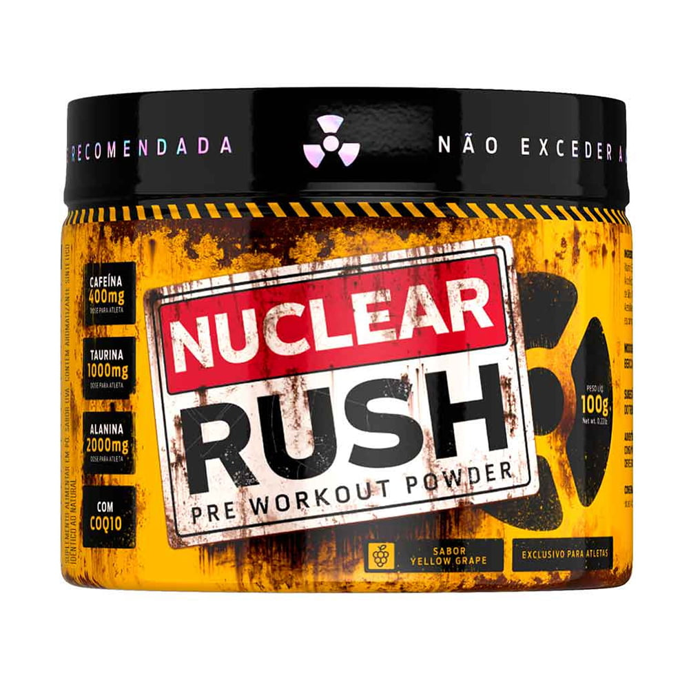 NUCLEAR RUSCH 100GR BODY ACTION