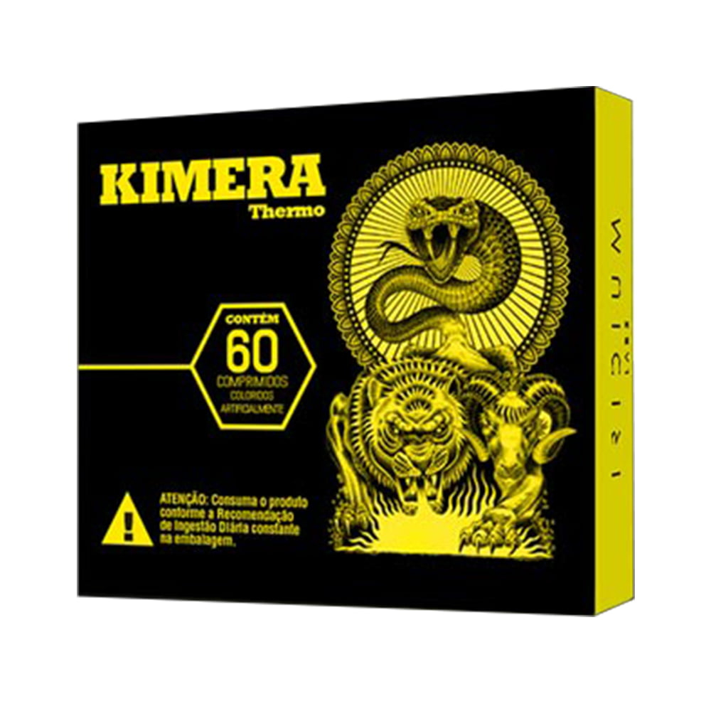 KIMERA THERMO 60CAPS IRIDIUM