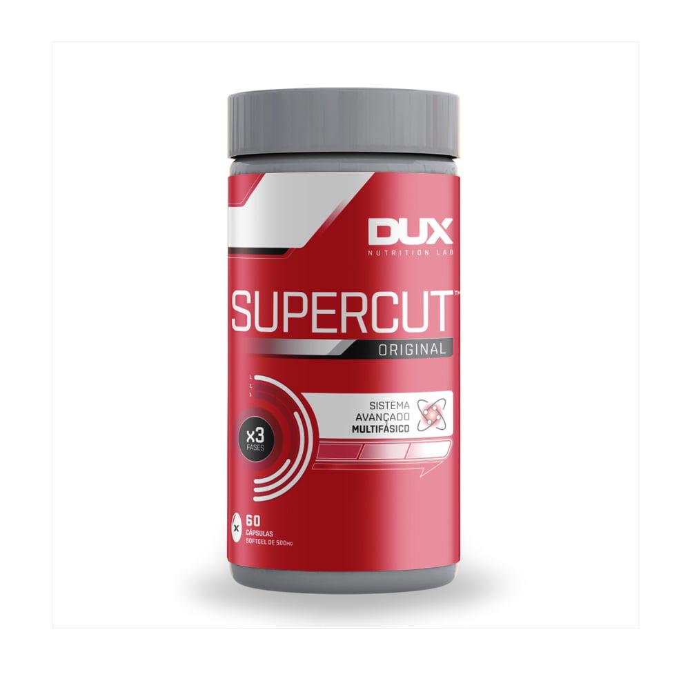 supercut 60caps dux nutrition