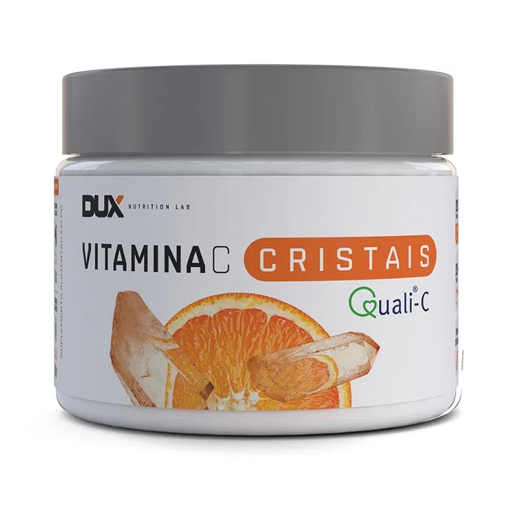 vitamina c quali-c 200gr dux nutrition