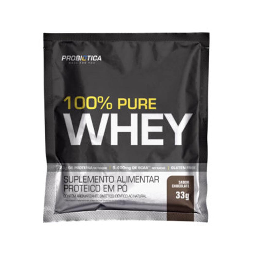 100% pure whey 30gr probiotica