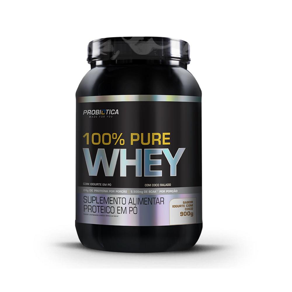 100% pure whey 900gr probiotica