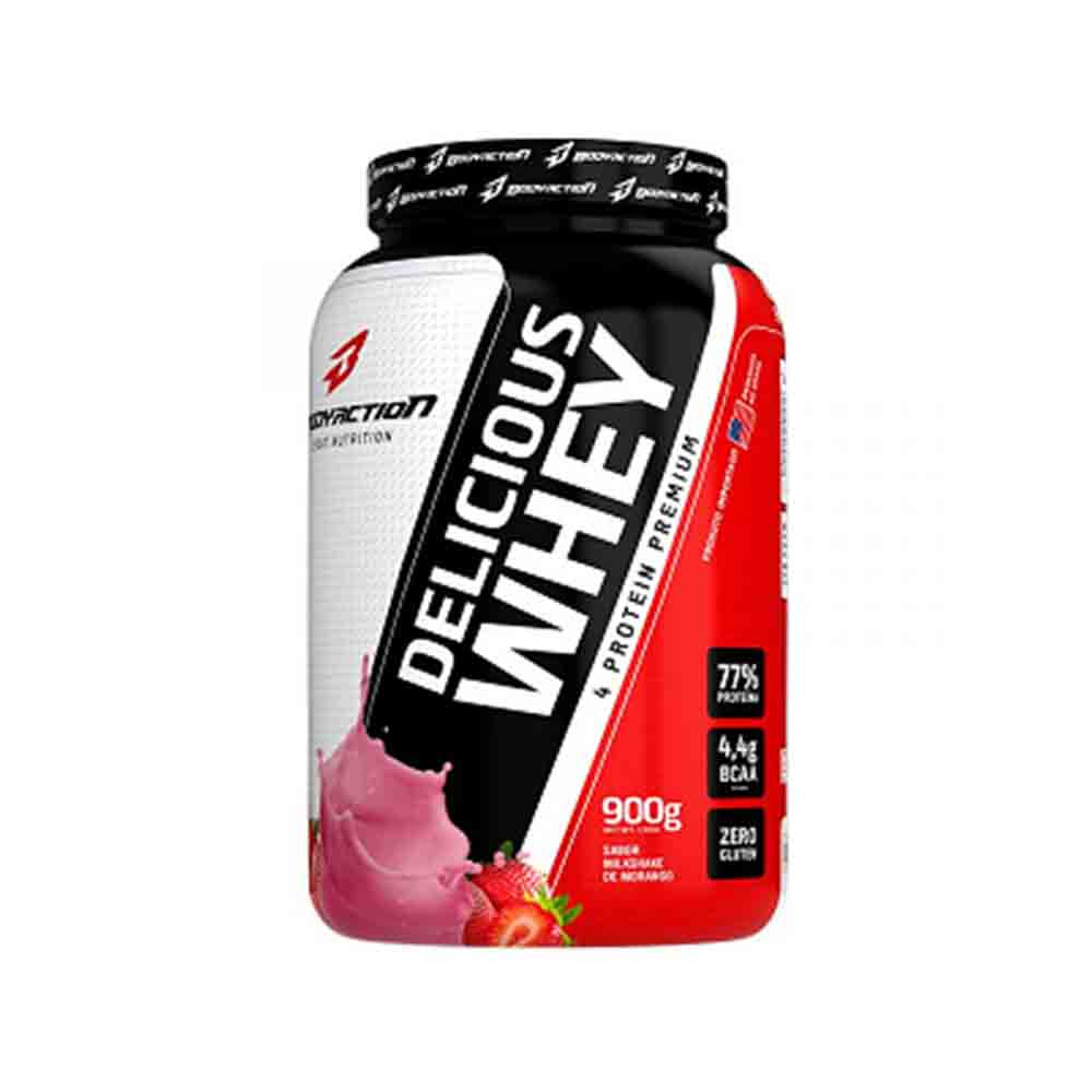 delicious whey 900gr body action