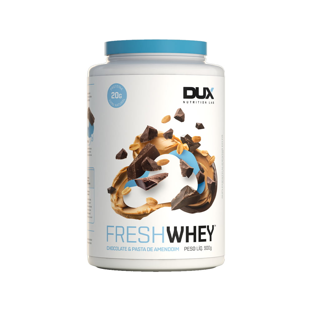 fresh whey 900gr dux nutrition