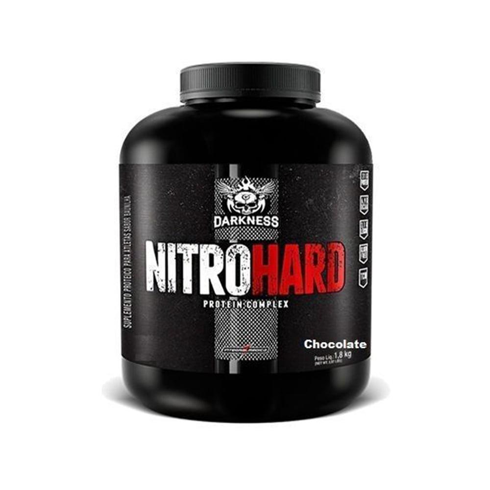 whey nitro hard 1,8kg integralmedica