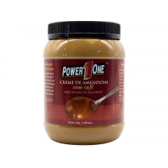 creme de amendoim 1kg café power one