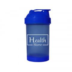 Coqueteleira 500ml Azul Health Store