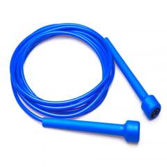 corda de pular slim azul prottector