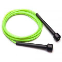 corda de pular slim verde prottector