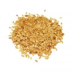 linhaça dourada semente 100gr