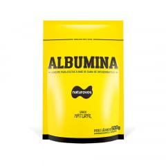 Albumina Natural 500gr Naturovos