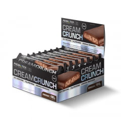 Barra Cream crunch cx. 12unid, probiotica