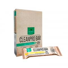 CLEANPRO BAR CX. 10UNID. NUTRIFY