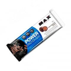 power protein bar 90GR unid. max titanium