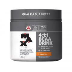 bcaa drink 4:1:1 280gr max titanium