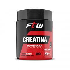 CREATINA 300GR FTW