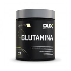 glutamina 300gr dux nutrition