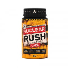 NUCLEAR RUSH 60 CAPSULAS BODY ACTION