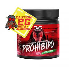 Prohibido Beta Alanina 360gr 3VS