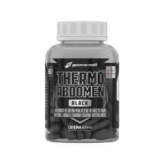 Thermo Abdomem Black 60caps Body Action