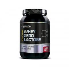 100% Pure Whey Zero Lactose 900gr probiotica