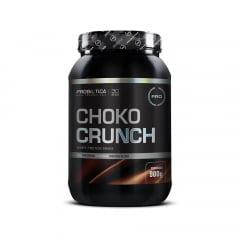 choco crunch protein 900gr probiotica