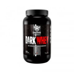 dark whey 1,2kg darkness integralmedica