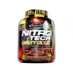 nitro tech 100%  whey gold 2,5kg muscletech
