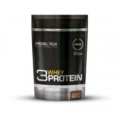 whey 3w 825gr probiotica
