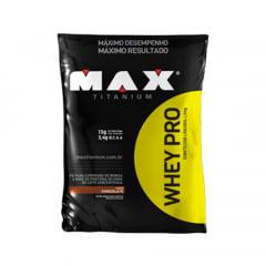 whey pro 1,5kg max titanium